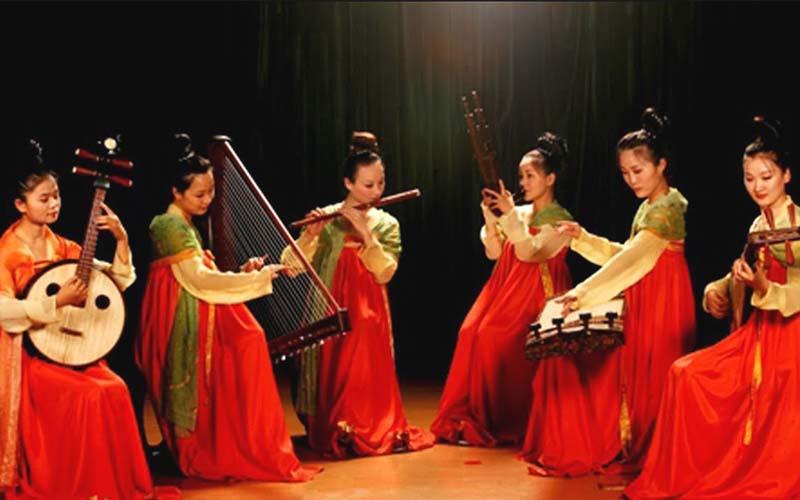 ดนตรีเอเชีย