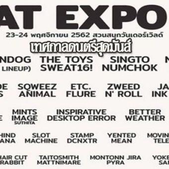 cat expo 2019 เทศกาลดนตรีสุดมันส์ ที่จัดขึ้นปีละครั้ง